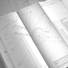 2D CAD Components